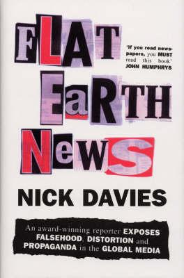 Cover of Flat Earth News
