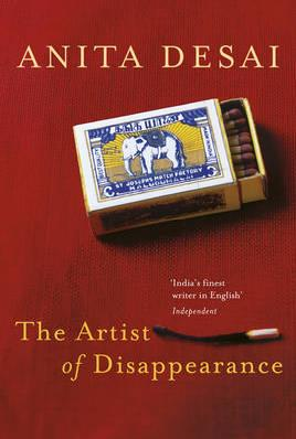 Cover of  The Artist of disappearance