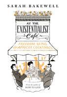 Cover of At the existentialist cafe