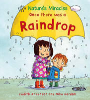 Cover of Once There Was a Raindrop