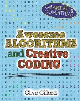 Cover of Awesome algorithms and creative coding