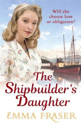 Cover of The Shipbuilder's Daughter