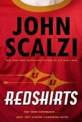 Cover of Redshirts