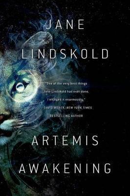 Cover of Artemis Awakening by Jane M. Lindskold