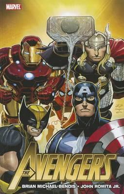 Cover of The Avengers 1