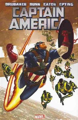 Cover of Captain America volume 4