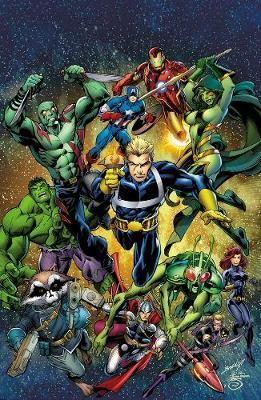 Cover of Avengers assemble