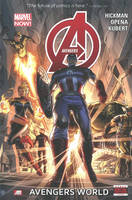 Cover of Avengers 1 Avengers world