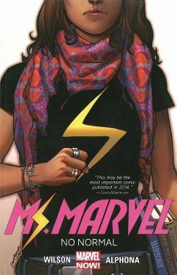 Cover: Ms Marvel #1