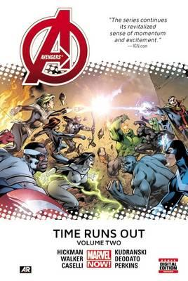 Cover of The Avengers time runs out volume 2