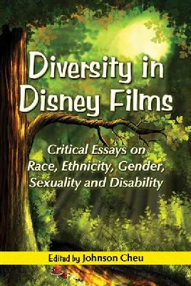 Cover of Diversity in Disney Films