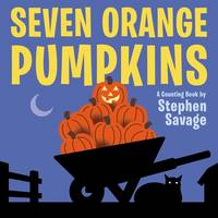 Cover of Seven orange pumpkins