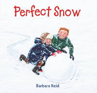 Book cover: Perfect Snow