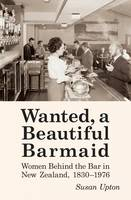 Cover of Wanted, a beautiful barmaid