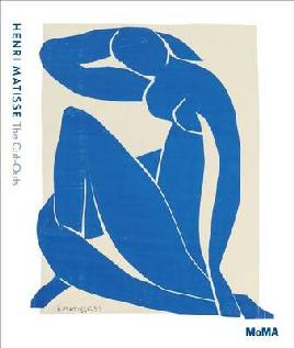 Cover of 'Henri Matisse, the cut outs'