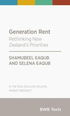 Cover of Generation Rent