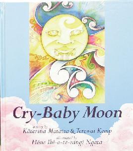 Cover of Cry-Baby Moon