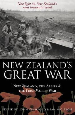 Cover: New Zealand's Great War