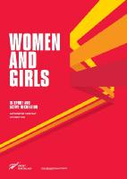Catalogue link for Women and girls in sport and recreation