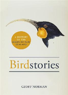 Catalogue link for Birdstories: A History of the Birds of New Zealand