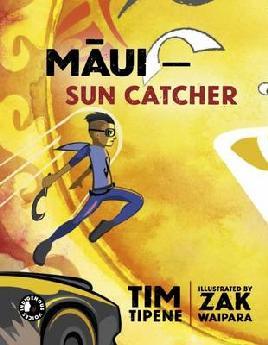 Cover of Māui - Sun catcher