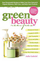 Cover of Green Beauty Recipes