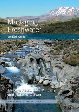 Cover of Managing freshwater an EDS guide