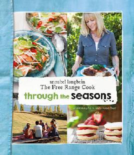 Cover of Through the seasons: The free range cook