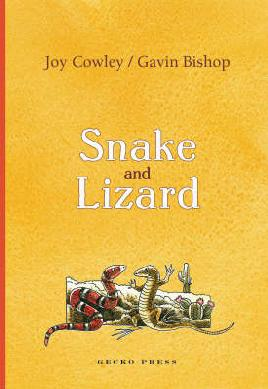 Cover of Snake and lizard