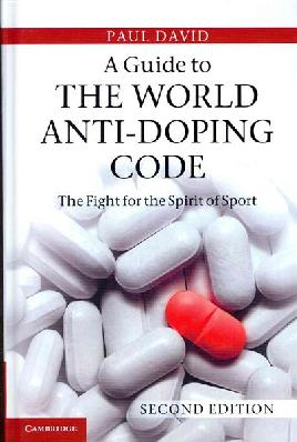 Cover of A guide to the world anti-doping code