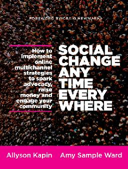 Cover of Social change any time everywhere