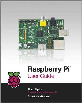 Cover of Raspberry Pi User Guide