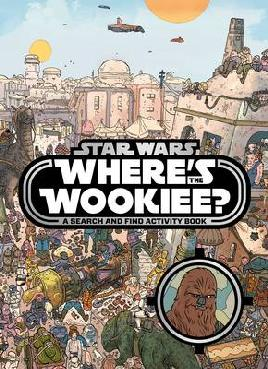 Cover of Where's the Wookiee?