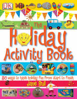 Cove of The holiday activity book