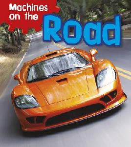 Cover of Machines on the road