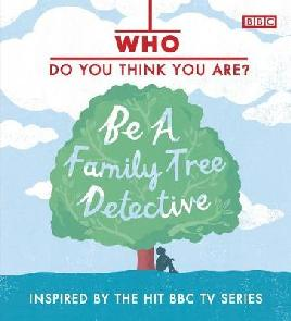Book cover: who do you think you are