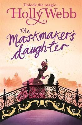Cover of The Maskmaker's Daughter