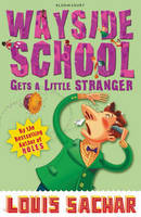 Cover of Wayside school gets a little stranger