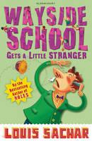 Cover of Wayside school gets a little stranger