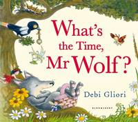 Cover of What's The Time, Mr Wolf?