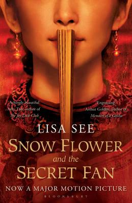 Cover of 'Snow flower and the secret fan'