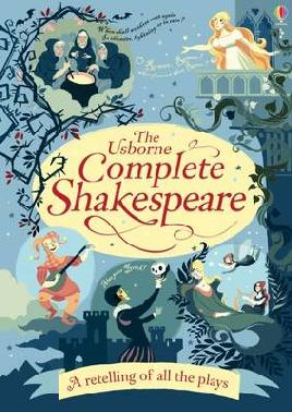 Catalogue link for The Usborne Complete Shakespeare