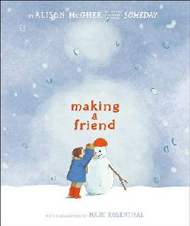 Cover of Making a friend