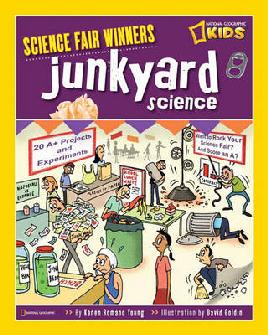 Cover of Junkyard science