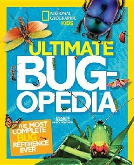 Cover of Ultimate Bug-opedia