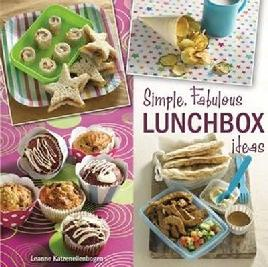 Book cover of simple fabulous lunchboxes