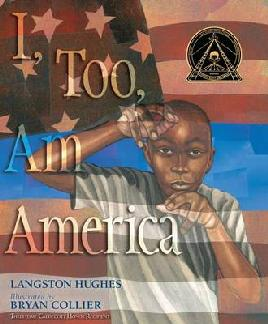 Book cover of I too am America