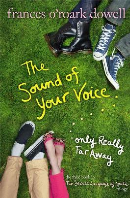 Cover: The sound of your voice, only really far away