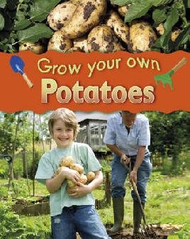 Cover of Grow Your Own Potatoes