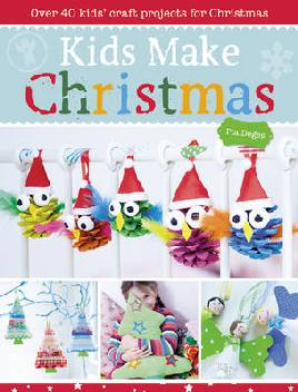 Cover of Kids Make Christmas